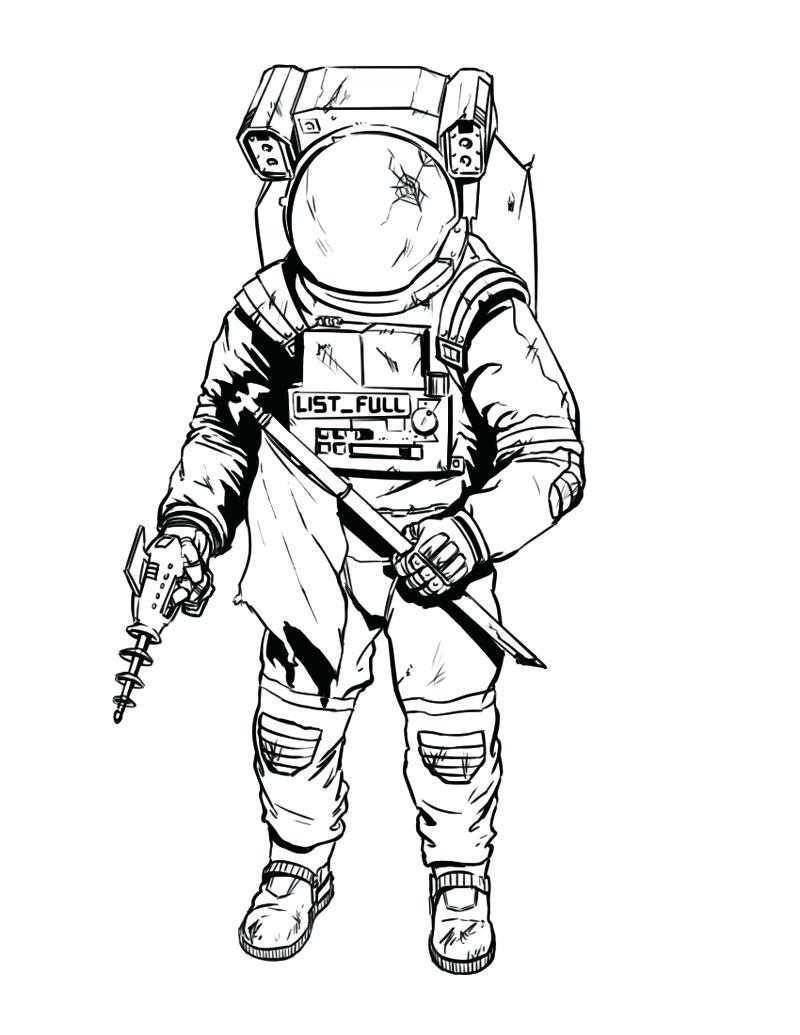 800x1035 Coloring Pages Astronaut Coloring Pages Space Suit Astronaut