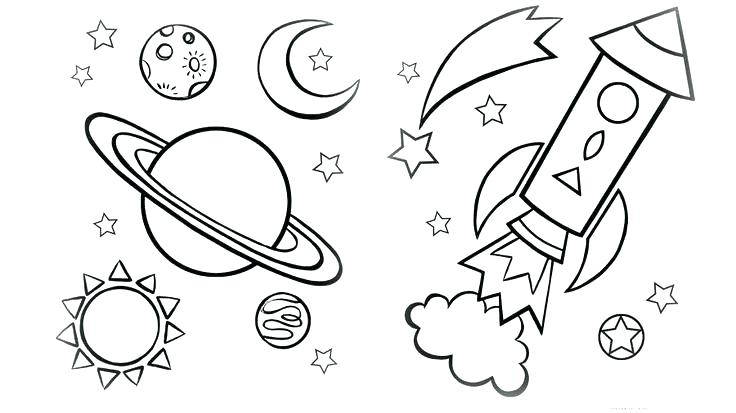 736x413 Astronomy Coloring Pages Fascinating Space Coloring Pages
