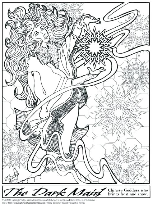 492x657 Goddess Coloring Pages Coloring Pages Good Coloring Pages