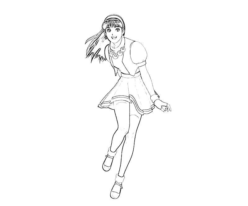 800x667 Athena Awakening Athena Asamiya Happy Temtodasas