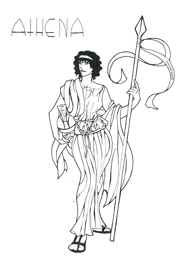 600x883 Greek God Coloring Pages Coloring Pages Coloring Pages Format