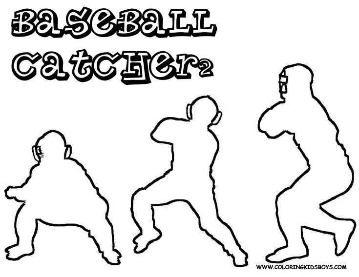 735x568 Best Brawny Baseball Coloring Pages Images