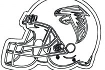 210x140 Atlanta Falcons Helmet Coloring Page Ideas Atlanta Falcons
