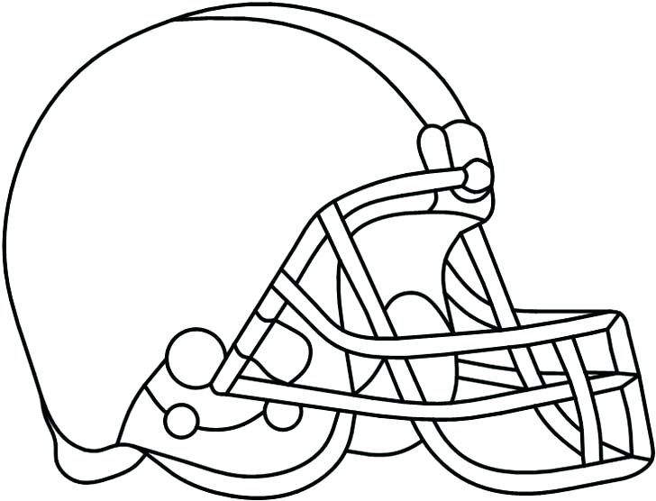 728x556 Atlanta Falcons Logo Coloring Pages Football Helmet Page For Kids