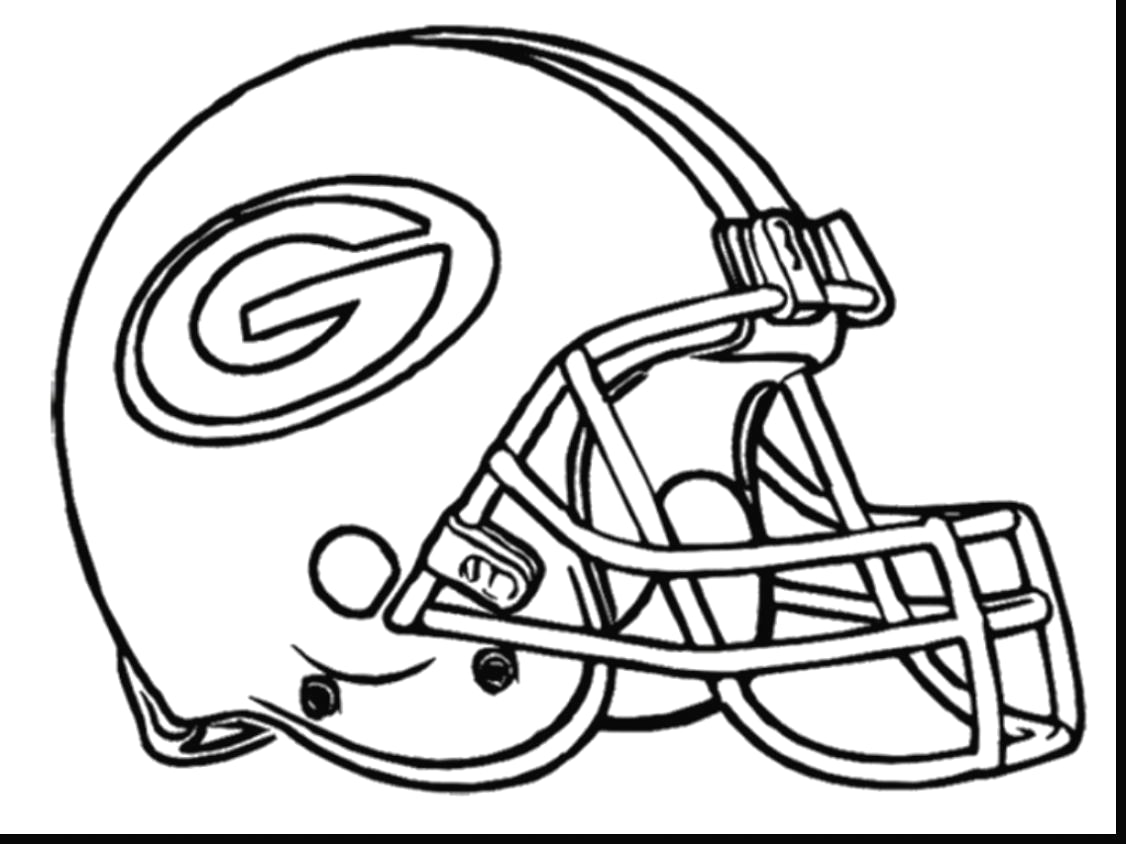 1126x844 Cool Coloring Pages Nfl Teams Logos Atlanta Falcons To Green Bay