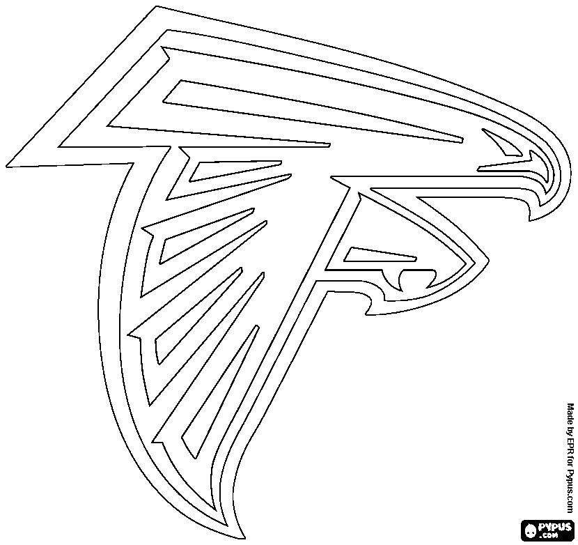 830x782 Nfl Team Logos Coloring Pages