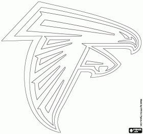 280x264 Logo For Atlanta Falcons, American Football Team From The Nfc