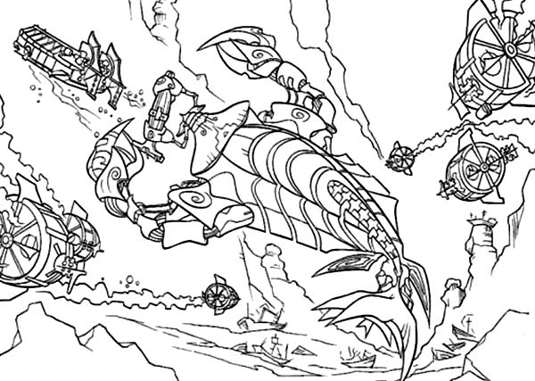 600x427 Atlantis The Lost Empire Explorer Coloring Pages Batch Coloring