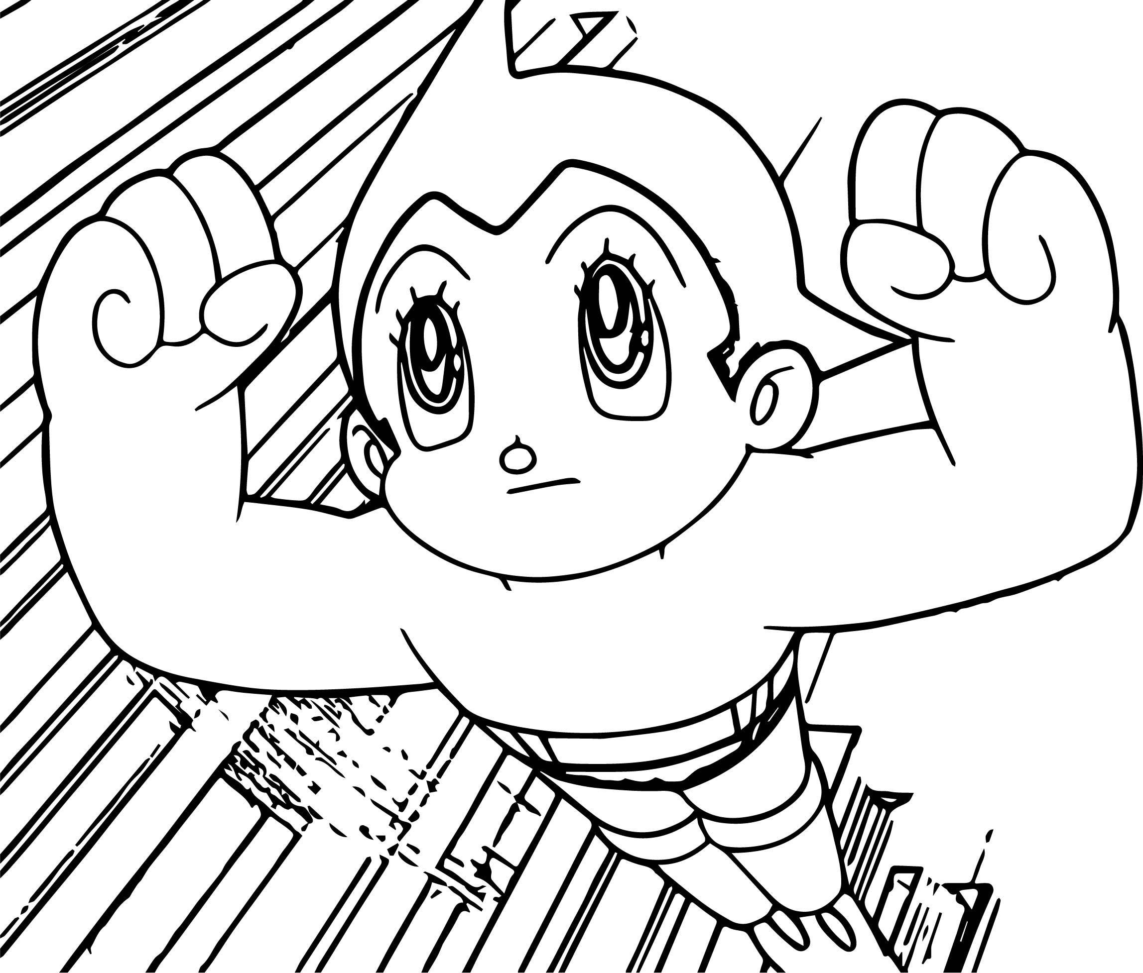 2295x1955 Atom Astro Boy Coloring Page Astro Boy