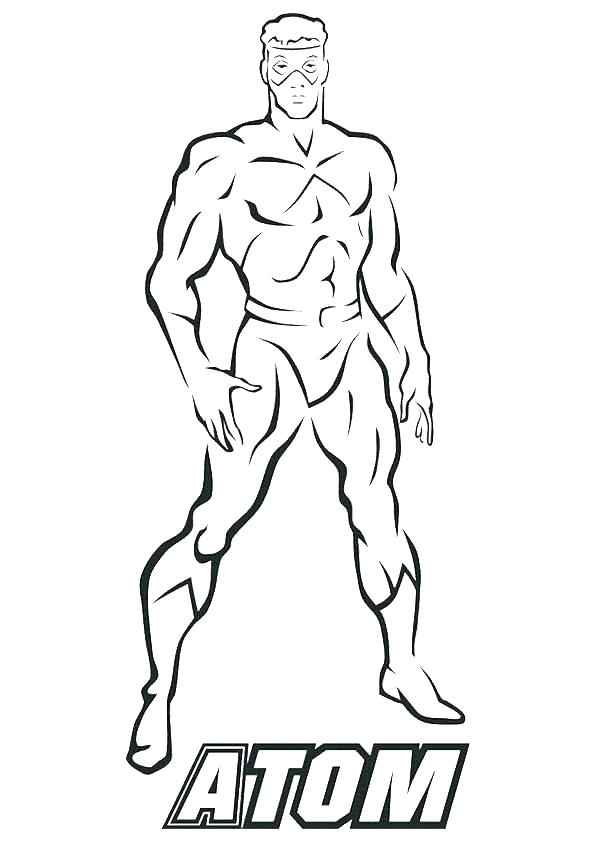 595x842 Young Justice Coloring Pages Justice League Coloring Pages Good