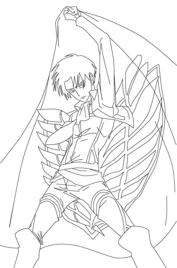 Attack On Titan Coloring Pages - Coloring Home | 1101x726