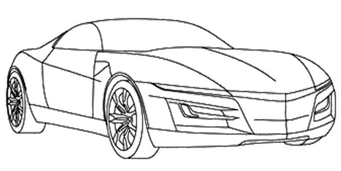 700x352 Acura Ilx Coloring Page Acura