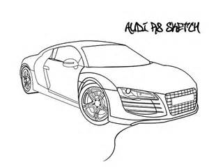 300x240 Audi Coloring Pages