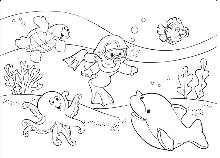 726x522 August Coloring Pages One Free Printable August Coloring Pages