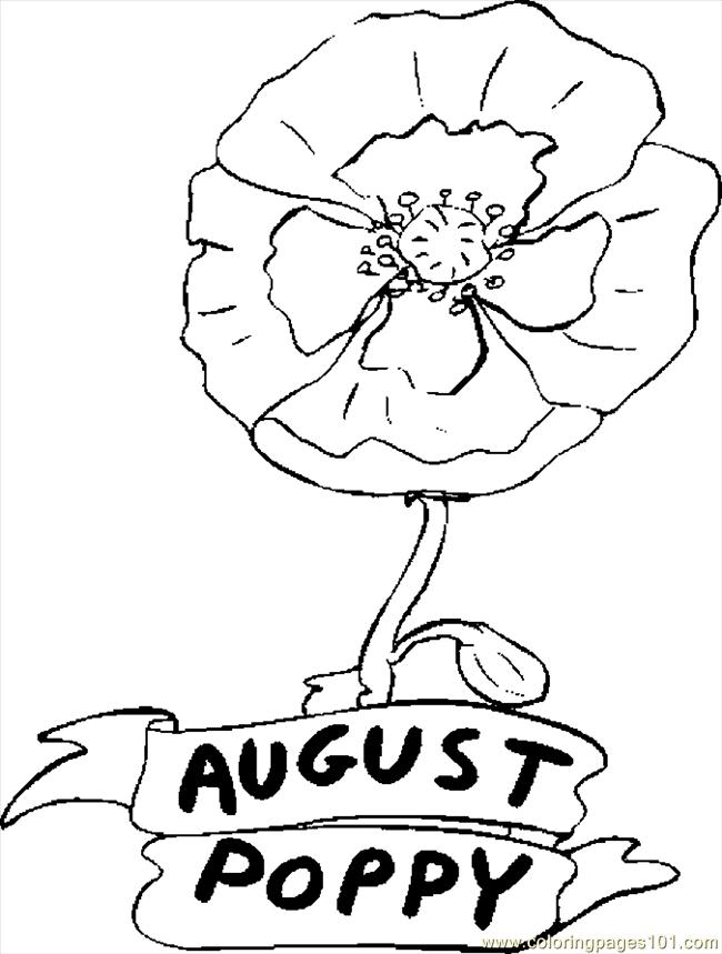 650x859 August Coloring Pages To Download And Print For Free