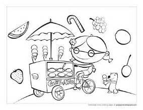 284x219 August Coloring Month Page, August Coloring Pages