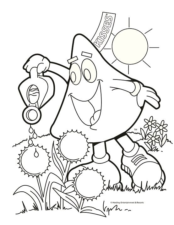 Aunt Coloring Pages