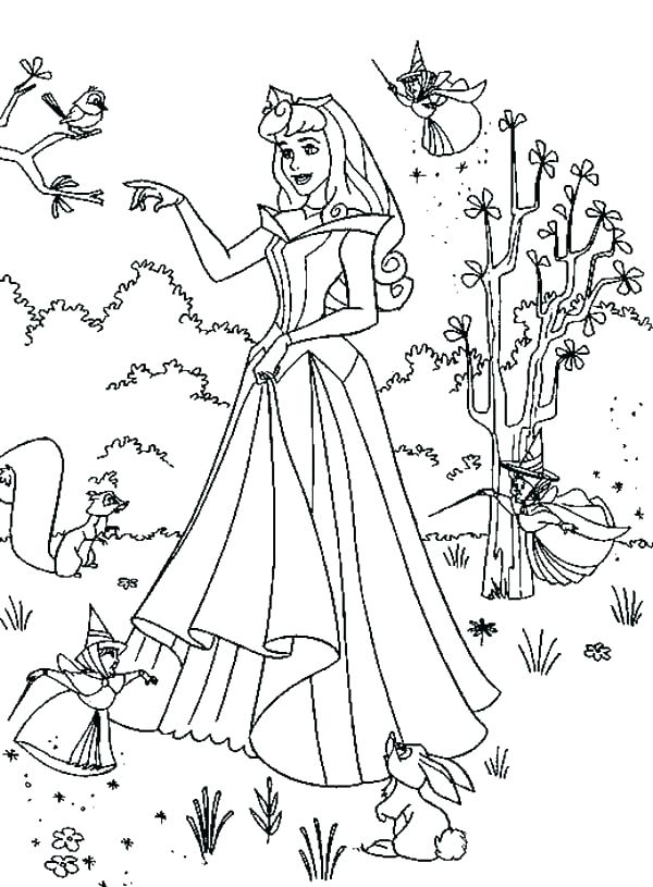 600x815 Aurora Coloring Pages Beautiful Aurora Coloring Page Coloring