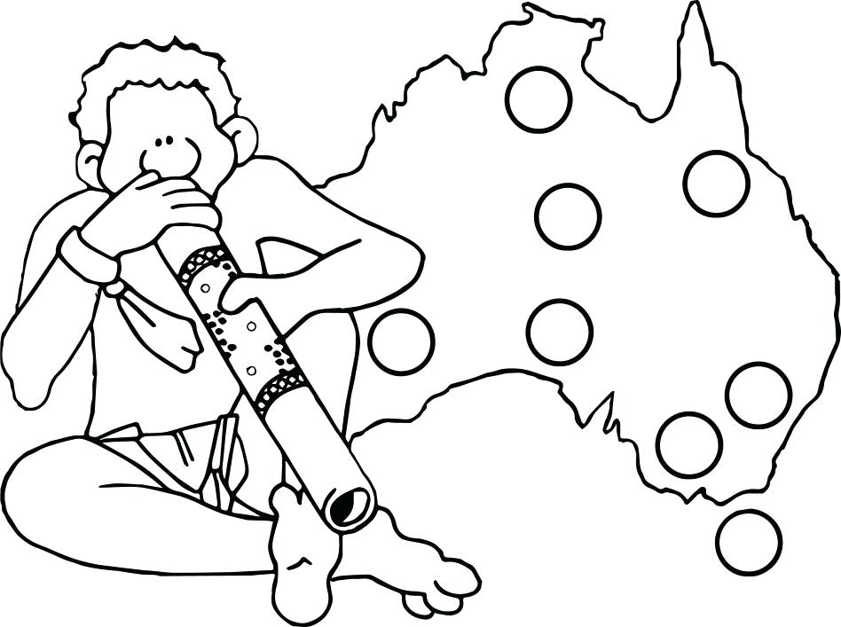 948x707 Australia Coloring Pages Large Size Of Coloring Pages
