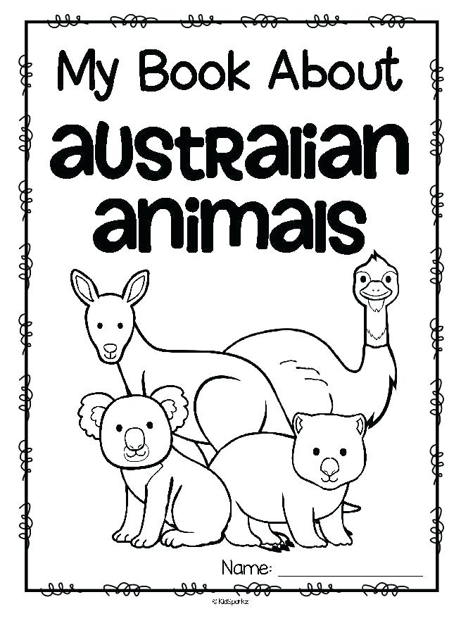 655x902 Australia Coloring Pages Click To See Printable Version Of Outline