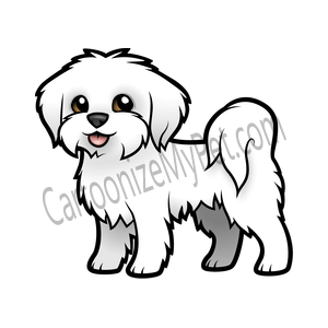 300x300 Maltese Coloring Page Free Maltese Line Coloring New Australian