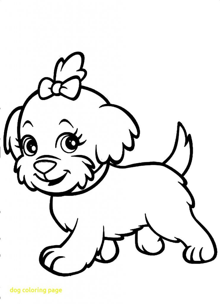 743x1024 Printable Coloringes For Kids To Print Of Dogs Nice Colouring