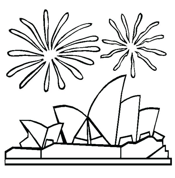 600x611 Australia Coloring Pages Click To See Printable Version Of Outline