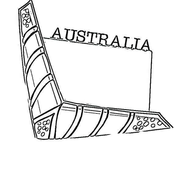 570x574 Australia Coloring Pages Coloring Pages Free Colouring Pages