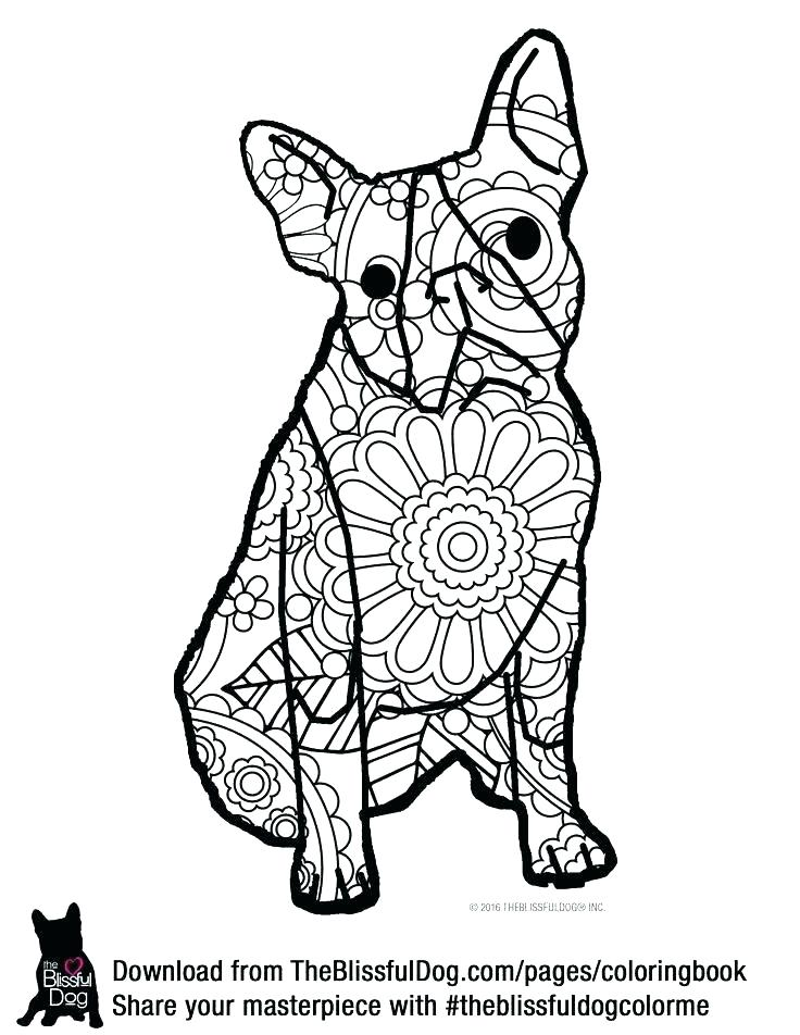 736x952 Australian Shepherd Coloring Pages Shepherd Coloring Pages Mini