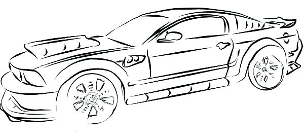 600x274 Car Coloring Pages Printable Best Printable Race Car Coloring