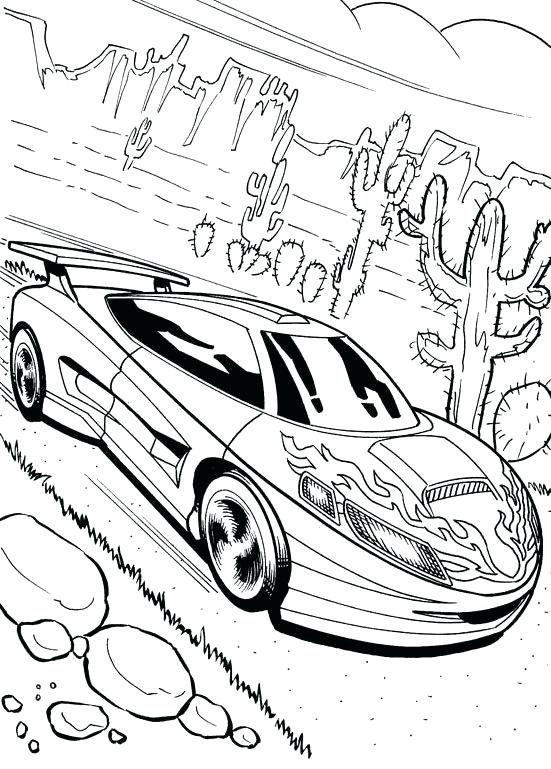 551x769 Car Coloring Pages To Print Car Coloring Pages Printable For Free