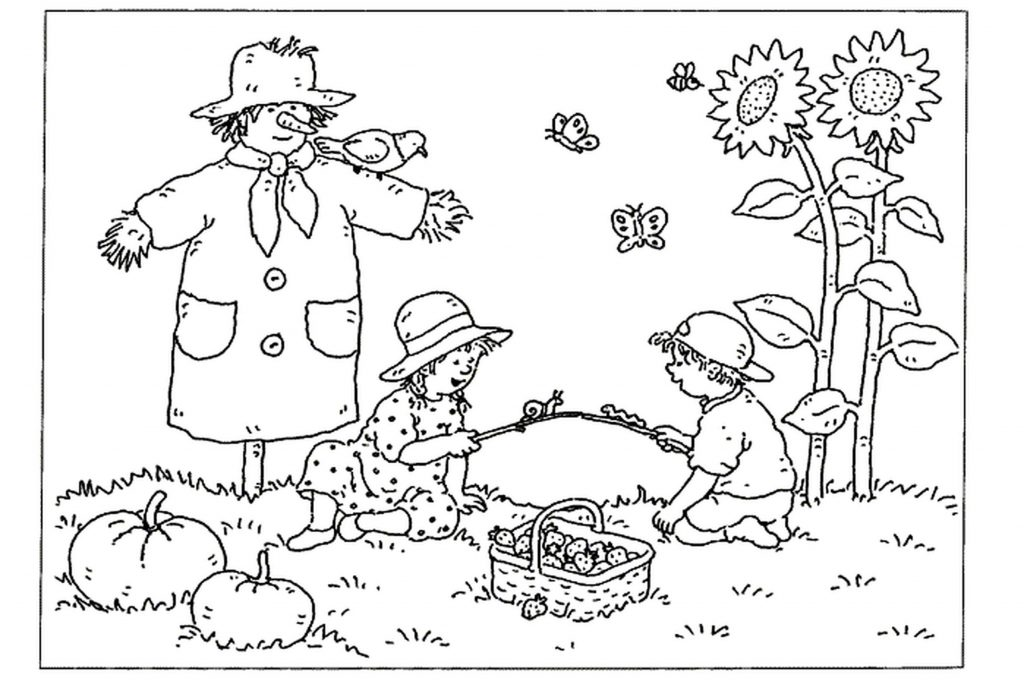1024x681 Free Fall Printable Coloring Pages Fall Free Printable Adult