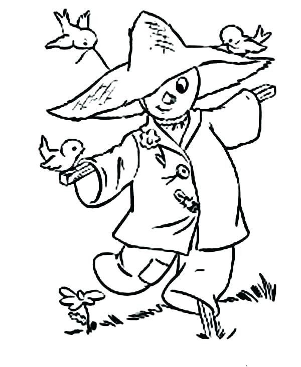 600x733 Autumn Coloring Page Autumn Coloring Pages For Kids Free Autumn