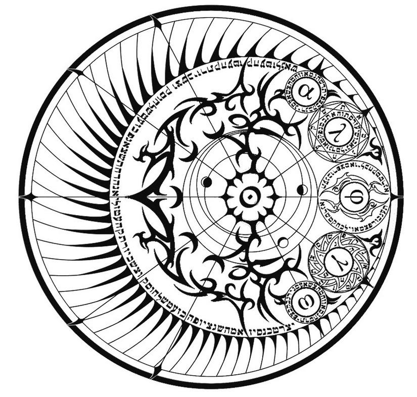 825x786 Brave Autumn Mandala Coloring Pages Amid Modest Article