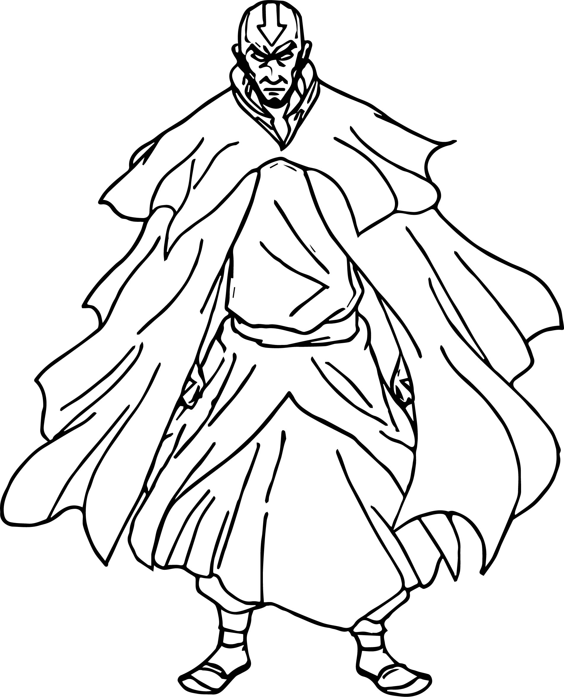 Avatar Coloring Pages at GetDrawings com | Free for personal