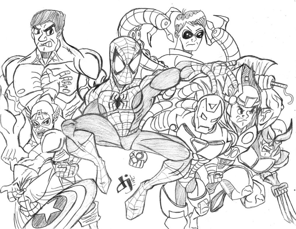 1016x786 Avengers Coloring Page Awesome Free Coloring Pages Of Widow Marvel