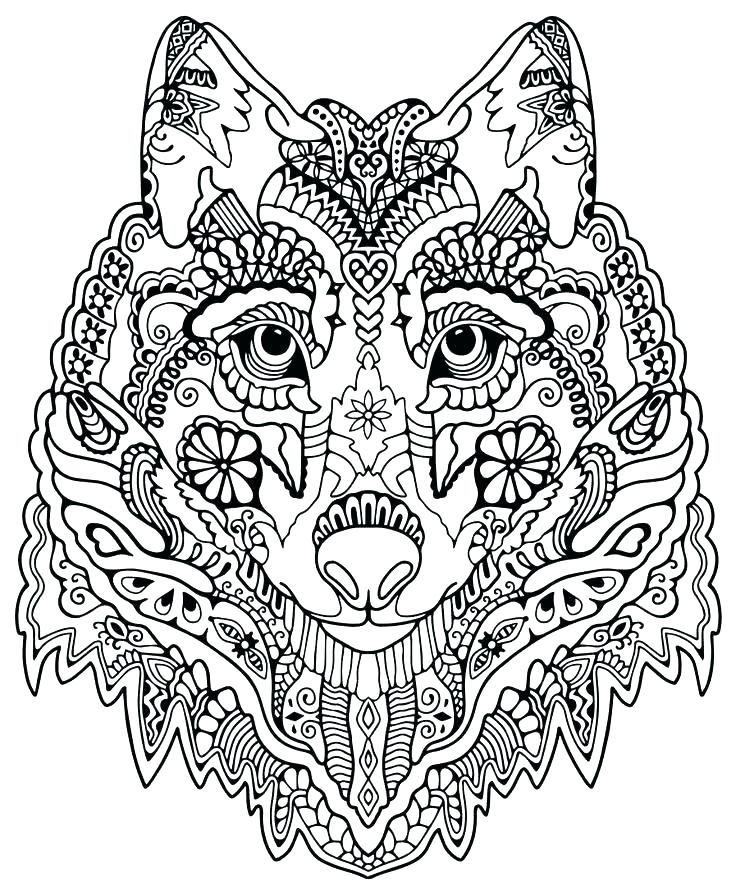 Awesome Adult Coloring Pages At Getdrawings Com Free For Personal