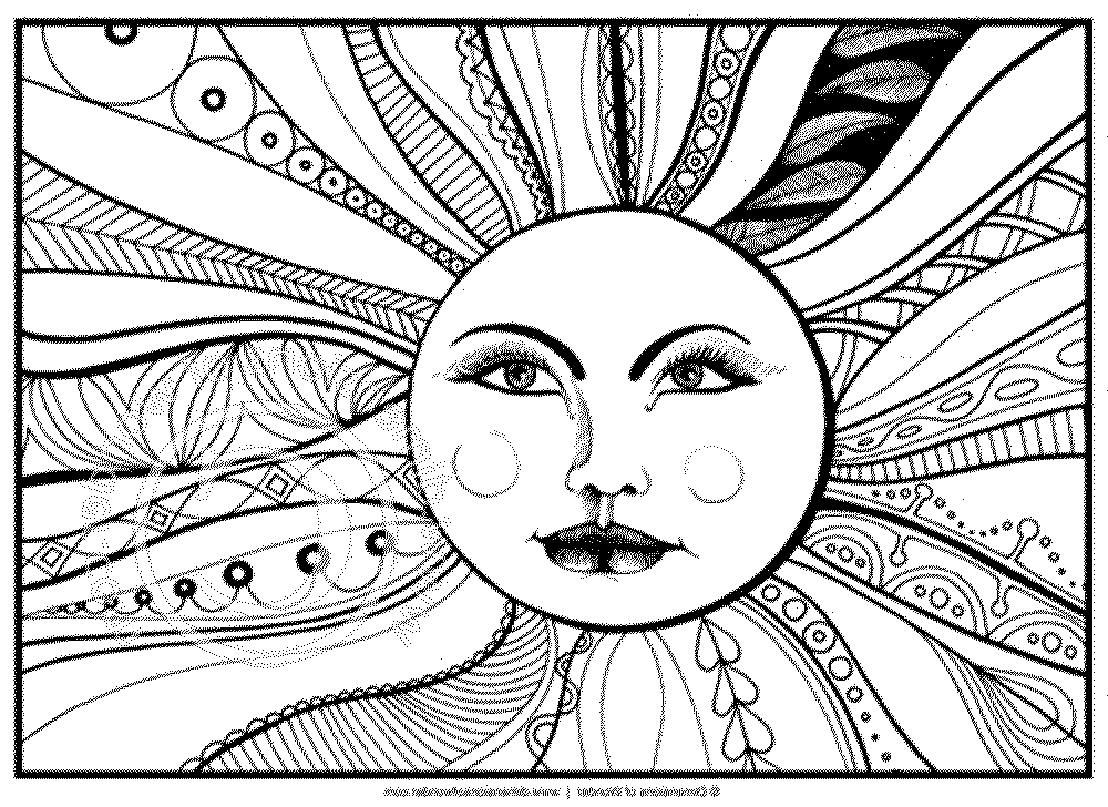Awesome Coloring Pages To Print At GetDrawings Free Download