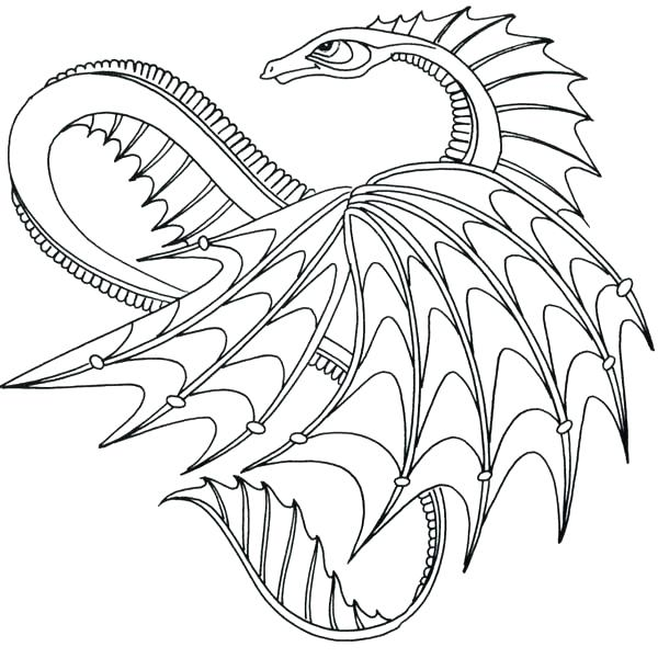 600x600 Dragon Coloring Pages Dragon Coloring Pictures Awesome Dragon