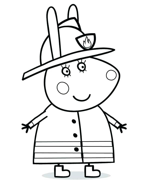 600x764 Axe Coloring Pages Fireman Hat Coloring Page Fireman Helmet