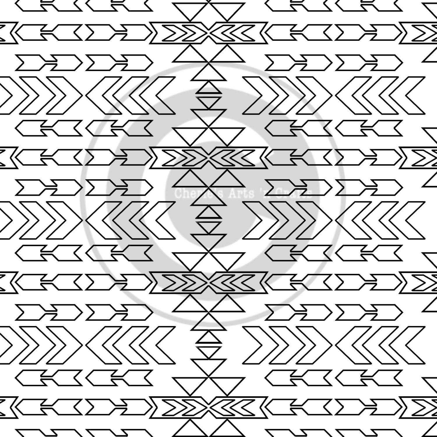 Aztec Pattern Coloring Pages At Getdrawings Com Free For Personal
