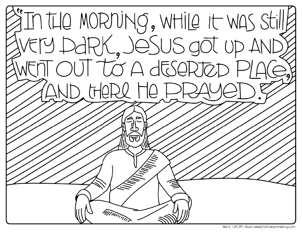 1023x791 Bible Story Coloring Pages Winter Illustrated