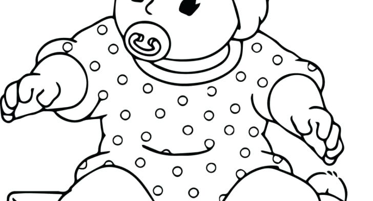 728x393 Baby Doll Coloring Pages Printable Kids Coloring Dolls Coloring