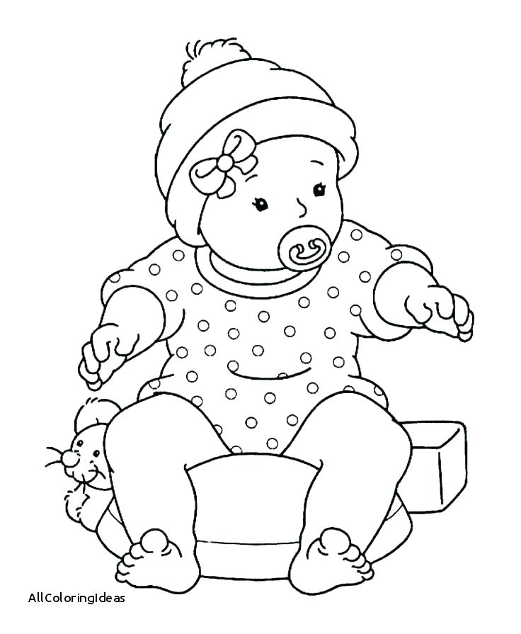 736x895 Baby Alive Coloring Pages