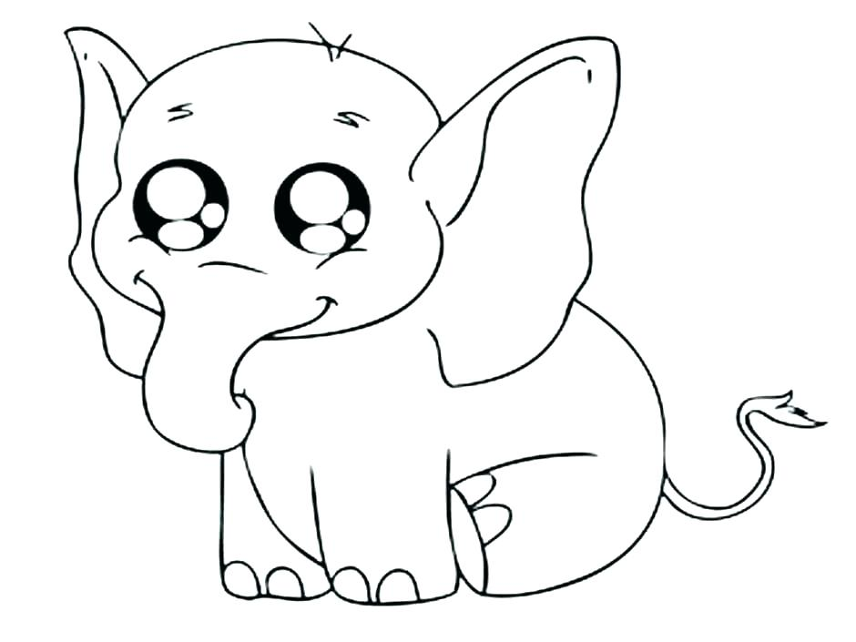 940x705 Print Coloring Pages Animals Medium Size Of Free Printable Baby