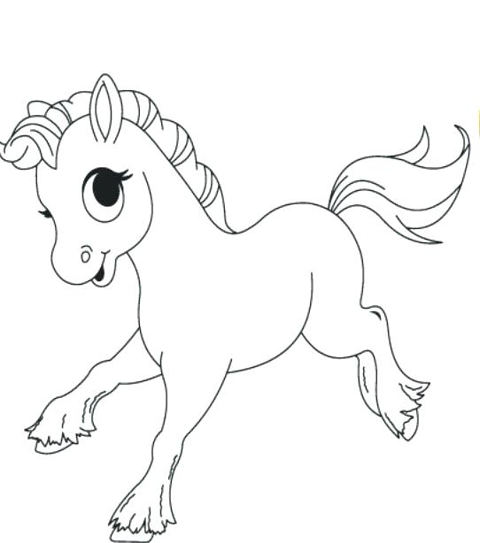 542x614 Animal Coloring Pages To Print