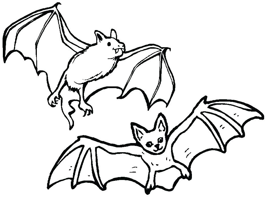 949x713 Bat Coloring Sheet Bat Coloring Pages B Is For Bat Bat Coloring