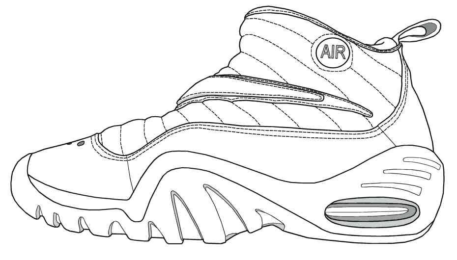 930x530 Coloring Pages Shoes Shoes Coloring Pages Ballerina Shoes Shoe