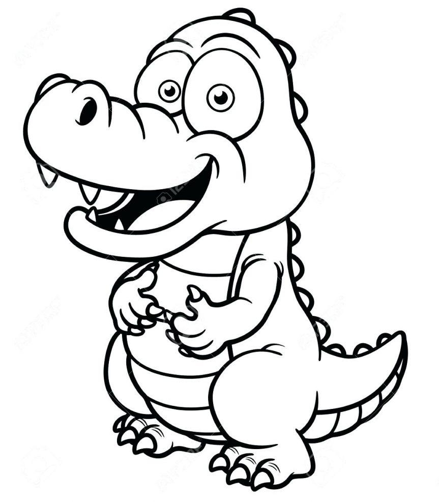 863x987 Baby Crocodile Coloring Pages Coloring Pages