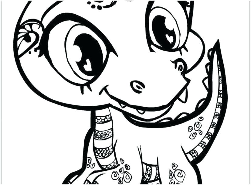 827x609 Aligator Coloring Pages